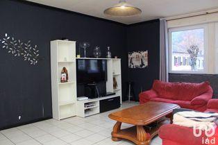 Annonce vente Appartement avec cave algrange
