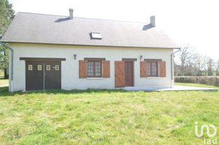 Annonce vente Maison avec garage chamberet