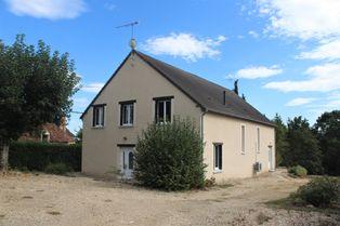 Annonce vente Maison avec grange concremiers