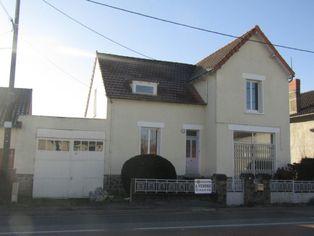 Annonce vente Maison avec garage chabanais