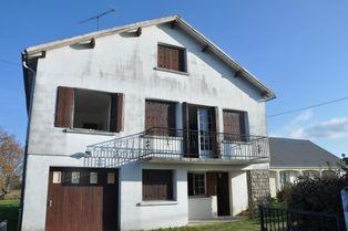 Annonce vente Maison avec garage dornes