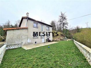 Annonce vente Maison avec terrasse le chambon-feugerolles