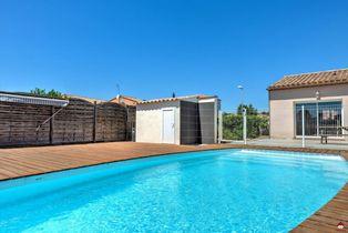 Annonce vente Maison avec terrasse la palme