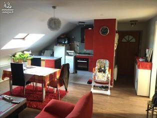 Annonce vente Appartement avec cave beaucourt