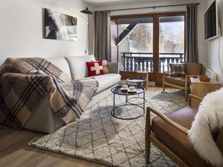Annonce vente Appartement avec terrasse megève