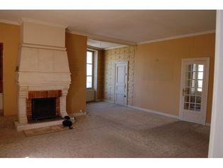 Annonce vente Appartement avec cheminée loudun