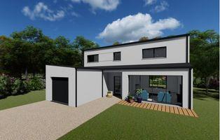 Annonce vente Maison avec garage bourgbarré
