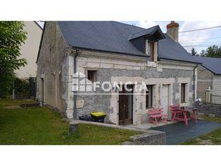Annonce vente Maison montval-sur-loir