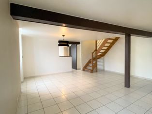 Annonce vente Appartement en duplex billiat