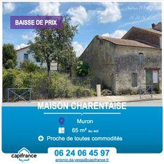Annonce vente Maison muron