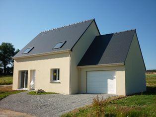 Annonce vente Maison avec garage languenan