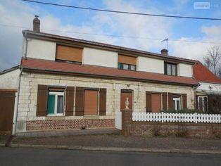 Annonce vente Maison avec garage bienvillers-au-bois