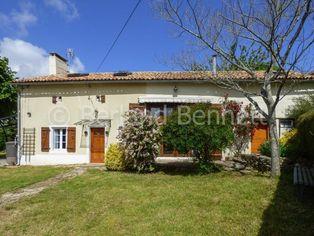 Annonce vente Maison avec terrasse sauzé-vaussais