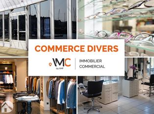 Annonce vente Local commercial chatou