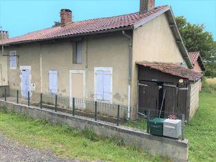 Annonce vente Maison roumazières-loubert
