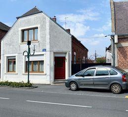 Annonce vente Maison avec garage bousies