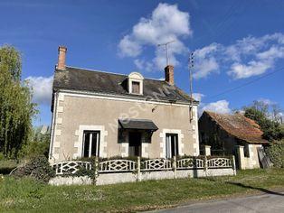 Annonce vente Maison val-fouzon