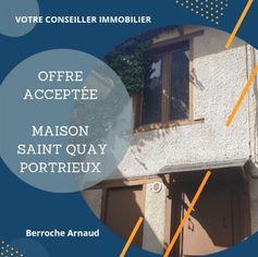 Annonce vente Maison à rénover saint-quay-portrieux