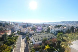 Annonce location Appartement vue mer nice