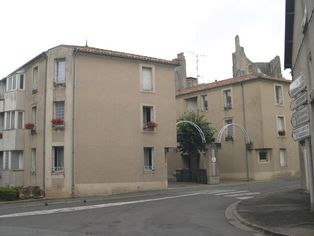 Annonce location Appartement avec cellier chauvigny