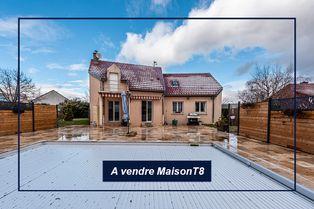 Annonce vente Maison avec terrasse fontaine-lès-dijon