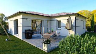 Annonce vente Maison avec garage garrigues-sainte-eulalie