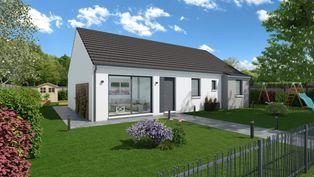 Annonce vente Maison de plain-pied villeneuve-d'ascq