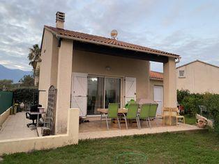 Annonce vente Maison avec terrasse prunete