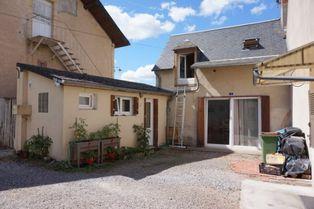 Annonce vente Maison avec garage saint-honoré-les-bains