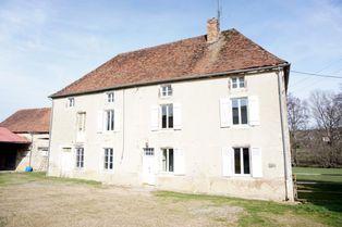 Annonce vente Maison avec garage moulins-engilbert