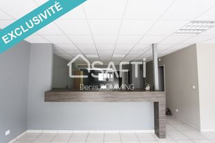 Annonce vente Local commercial avec parking saint-avold