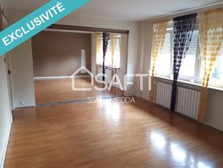 Annonce vente Appartement avec garage freyming-merlebach