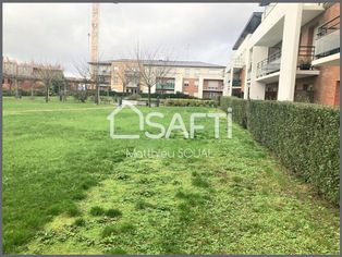 Annonce vente Appartement avec terrasse faches-thumesnil