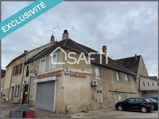 Annonce vente Local commercial avec terrasse gy