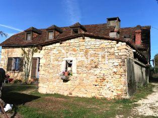 Annonce vente Maison avec terrasse simeyrols
