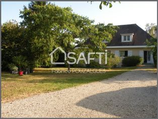 Annonce vente Maison avec garage casseneuil