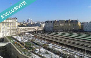 Annonce vente Appartement lumineux paris 10eme arrondissement