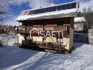 Annonce vente Châlet avec garage la salle les alpes