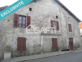 Annonce vente Maison avec cave autrey-lès-gray