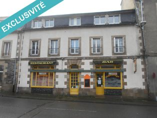 Annonce vente Local commercial avec parking morlaix