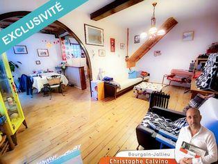 Annonce vente Maison avec garage beaurepaire