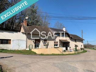 Annonce vente Maison avec garage saint-vallier
