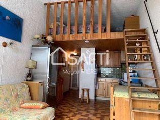 Annonce vente Appartement avec mezzanine saint-léger-les-mélèzes