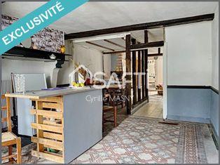 Annonce vente Maison avec cave monthois