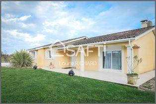 Annonce vente Maison avec garage pineuilh
