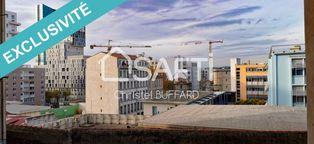 Annonce vente Appartement avec terrasse marseille 3eme arrondissement