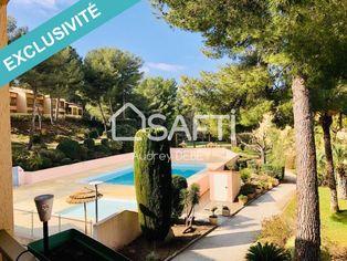 Annonce vente Appartement avec piscine sanary-sur-mer