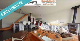 Annonce vente Maison avec terrasse allonnes