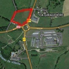 Annonce vente Terrain saint-fraimbault-de-prières