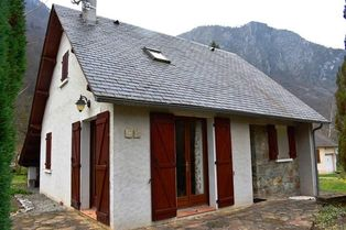 Annonce vente Châlet avec terrasse saint-béat